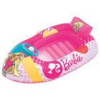 Лодочка надувная Barbie 114х71 см, от 3-6 лет