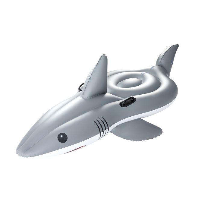 Игрушка надувная «Акула», для катания верхом, 254 х 122 см, 41097 Bestway