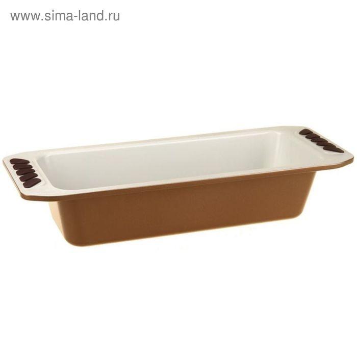 Форма для запекания 30см глубокая керамическое покрытие