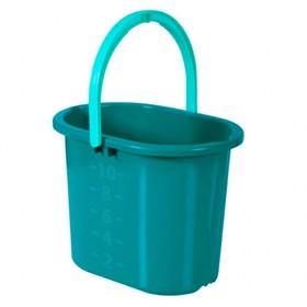 Ведро для мытья полов HAUSMANN, 10 л, зелёное