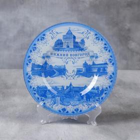 """Decorative plate """"Nizhny Novgorod"""""""