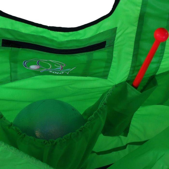 Чехол для снарядов, размер L, цвет салатовый