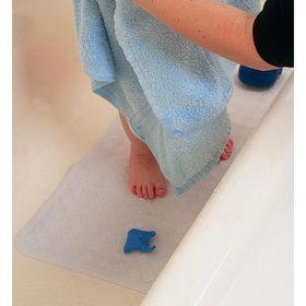 Коврик Clippasafe для ванны, цвет белый