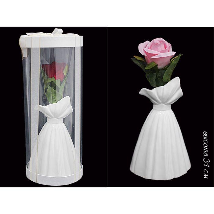Ваза Rose, в подарочной упаковке