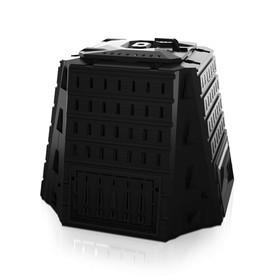 Компостер Biocompo 500 л, цвет чёрный