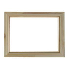 Окно глухое, 30×40см, двойное стекло