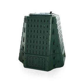 Компостер 900 л Biocompo, цвет зелёный