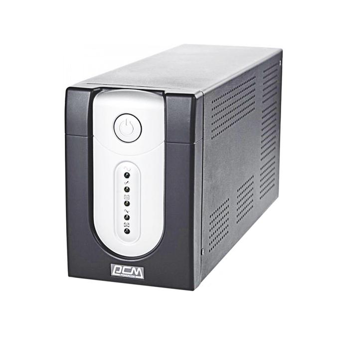 Источник бесперебойного питания Powercom Imperial IMP-1200AP, 720 Вт, 1200 ВА, черный