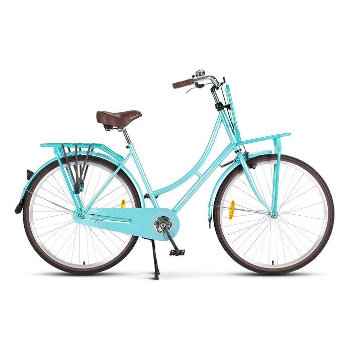 """Велосипед 28"""" Stels Navigator-310 Lady, 2017, цвет светло-зеленый, размер 20"""""""