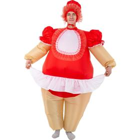 """Costume inflatable """"Girl in red"""""""