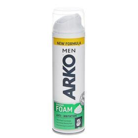 Пена для бритья Arko Men Anti-Irritation, 200 мл
