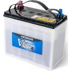 Аккумуляторная батарея HITACHI V80D23 R, 65 А/ч, серия Vspec, прямая полярность, пусковой ток 590 А