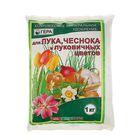 """Удобрение """"ГЕРА"""" для Лука, Чеснока и Луковичных цветов  1 кг"""