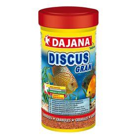 Корм Dajana Pet Discus gran для дискусов, гранулы, 250 мл.