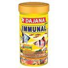 Корм Dajana Pet Immunal flakes для всех видов декоративных рыб, хлопья, 100 мл.