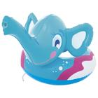 Круг для плавания «Слоник», с брызгалкой, 69 х 61 см, от 3-6 лет, цвета МИКС, 36116 Bestway