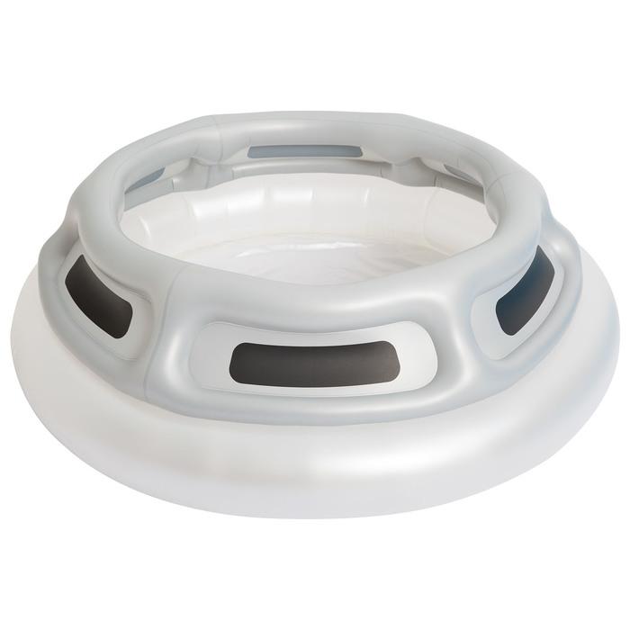 Бассейн надувной «Летающая тарелка» с подсветкой, 147 х 43 см, от 3 лет, 51133 Bestway