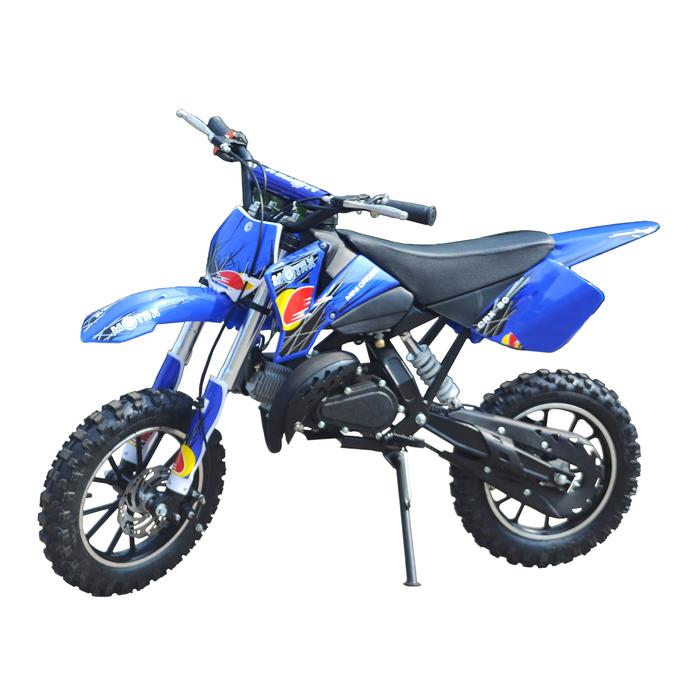 Мини кросс бензиновый MOTAX 50 cc, синий