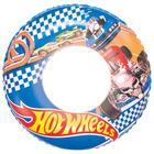 Круг для плавания Hot Wheels 56 см, от 3-6 лет (93401)