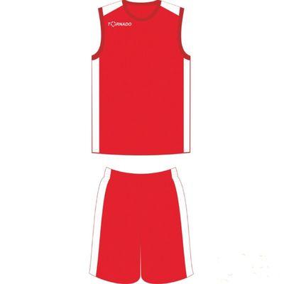 Форма баскетбольная     XS TORNADO T713 2601 SET