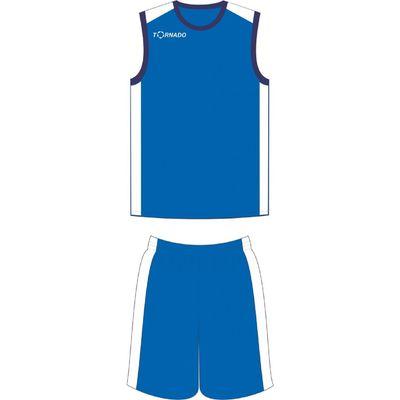 Форма баскетбольная    S TORNADO T713 4301 SET