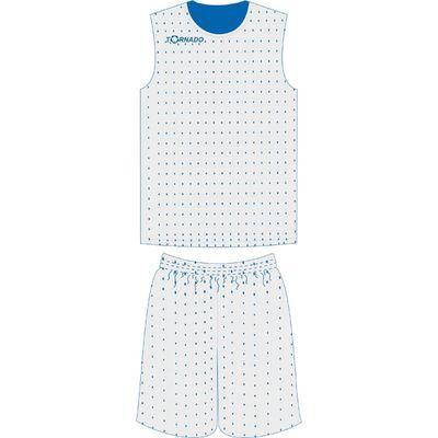 Форма баскетбольная мужская     2XS TORNADO T722 0143 SET