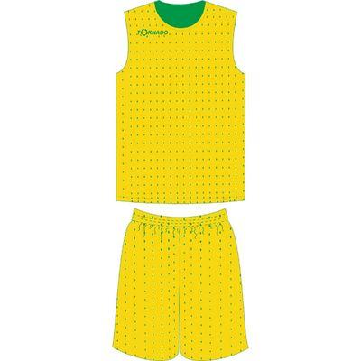 Форма баскетбольная мужская 2XL TORNADO T722 80QV SET