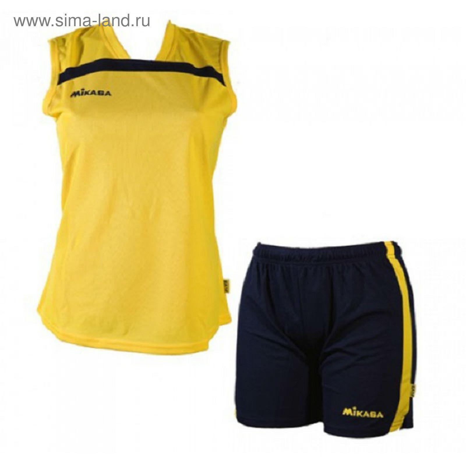 6ff7c196b193 Форма волейбольная 2XL MIKASA MT239 0012 CORAL (2032127) - Купить по ...