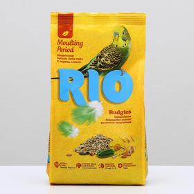 Корм RIO для волнистых попугаев в период линьки, 500 г