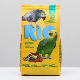 Корм RIO для крупных попугаев, 500 г.