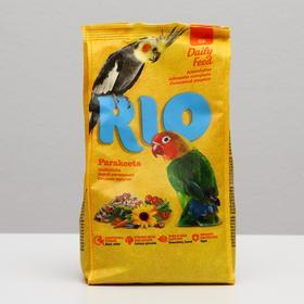 Корм RIO для средних попугаев, 500 г.