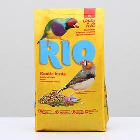 Корм RIO для экзотических птиц (амадины, астрильды и другие виды ткачиков), 500 г