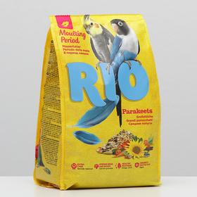 Корм RIO для средних попугаев в период линьки, 1 кг.