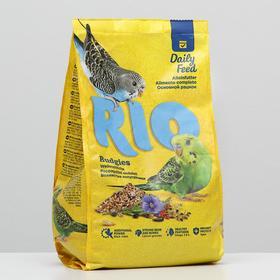 Корм RIO для волнистых попугаев, 1 кг