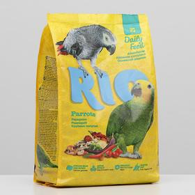 Корм RIO для крупных попугаев, 1 кг.