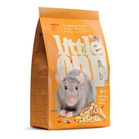 Корм Little One для крыс, 400 г