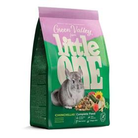 """Корм из разнотравья Little One """"Зелёная долина"""" для шиншилл, 750 г"""