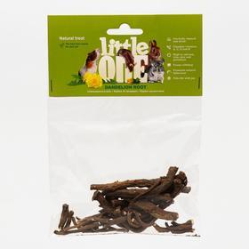 Лакомство Little One для грызунов, корни одуванчика, 35 г