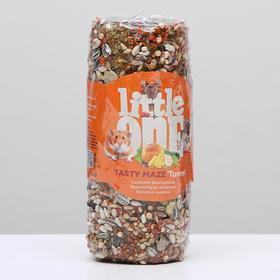 """Лакомство Little One  """"Туннель"""" для мелких грызунов (хомяков, крыс и мышей), 100 г"""
