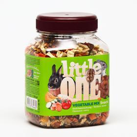 """Лакомство Little One """"Овощная смесь"""" для грызунов, 150 г"""
