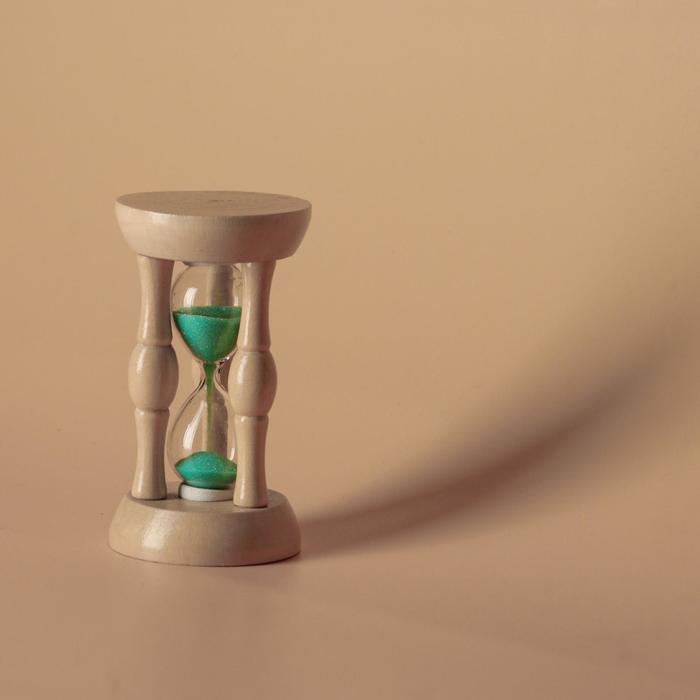 """Часы песочные """"Три колонны"""", цвета МИКС"""