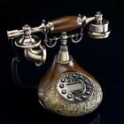 "Retro telephone ""Drop""pattern"