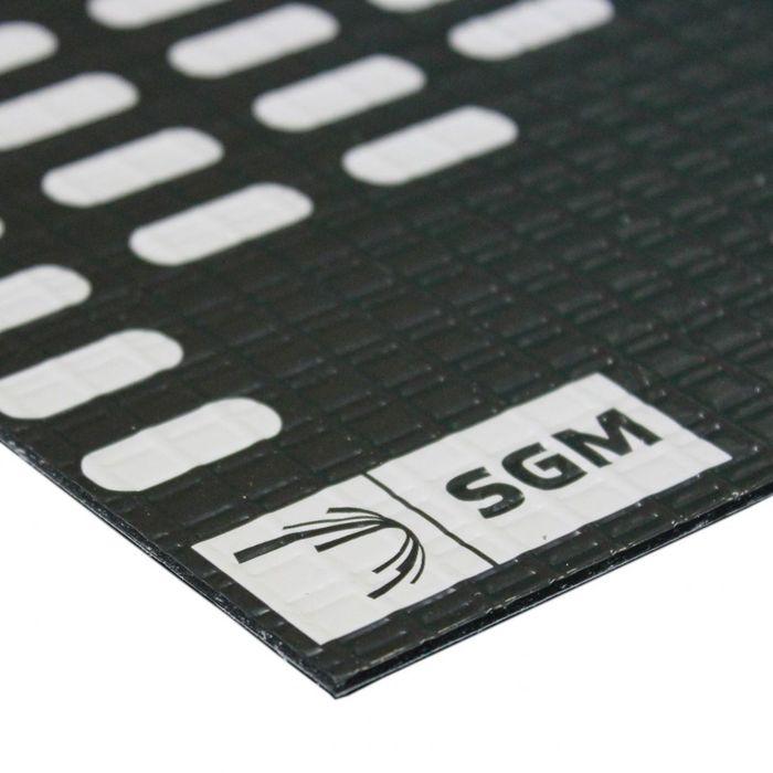Вибродемпфирующий материал Алюмаст Бета (М3Ф1) 3 мм, лист 0,5 х 0,8 м