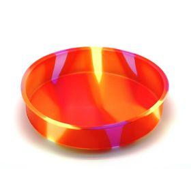 Форма для выпечки Atlantis «Торт», круглая, цвет оранжевый