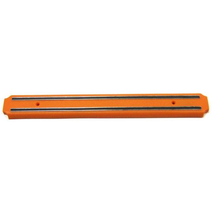 Настенный держатель магнитный Atlantis, оранжевый, 38 см