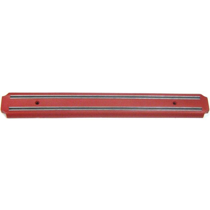 Настенный держатель магнитный Atlantis, красный, 38 см