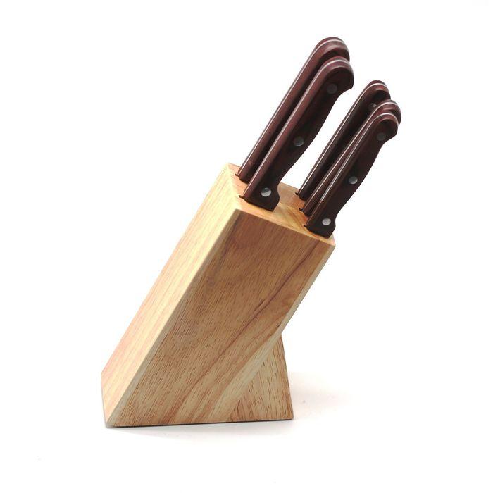Набор ножей «Калипсо», 6 предметов