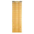 Жалюзи деревянные 50х160 см, цвет персик