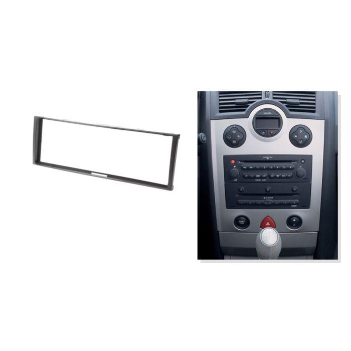 Рамка монтажная CARAV 11-032 RENAULT Clio 2005; Megane 2003-2009; Scenic 2004-2009