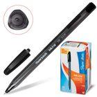 Ручка шариковая PAPER MATE InkJoy 100 Cap, толщина письма 0,5 мм, стержень чёрный